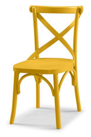 Imagem de Cadeira X Cor Amarelo - 31323