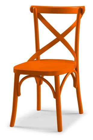 Imagem de Cadeira X Cor Laranja Vivo - 28073