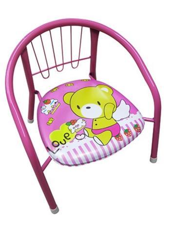 Cadeirinha Banco Infantil Criança Buzina Apito Metal Love (BA-31114) - 20  comercial 7c27a09693076