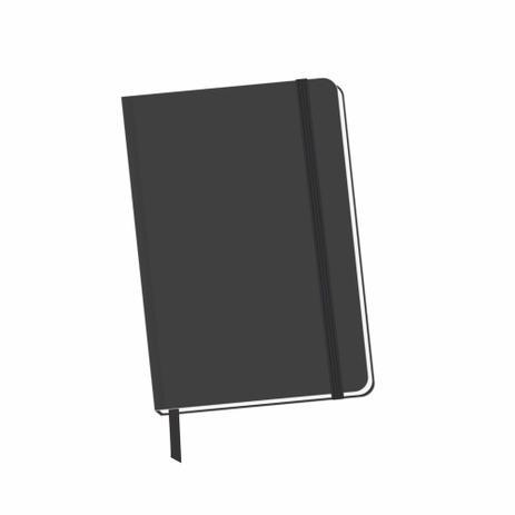 Imagem de Caderneta Com Pauta 14x9 Cm Bloco De Anotação Sketchbook