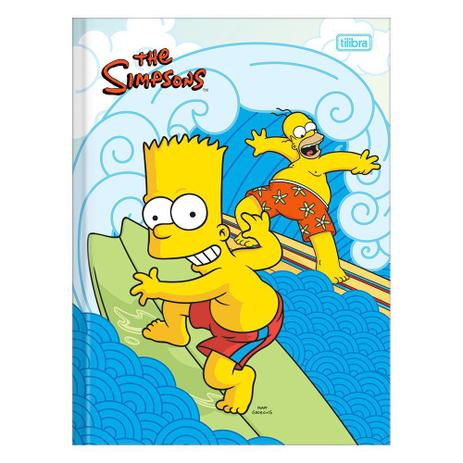 THE SIMPSONS STICKER-48