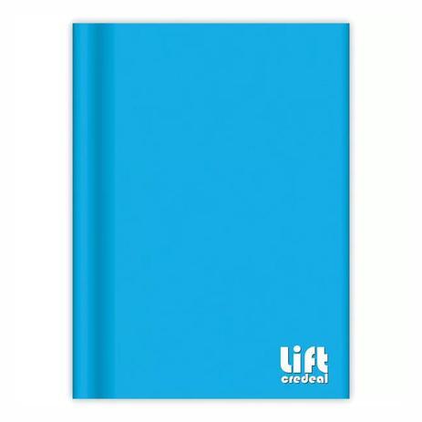 Caderno Costurado Capa Dura 1 4 48 Folhas Credeal - Cadernos e ... 80487221b7152