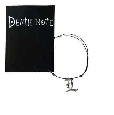 Imagem de Caderno Death Note Anime