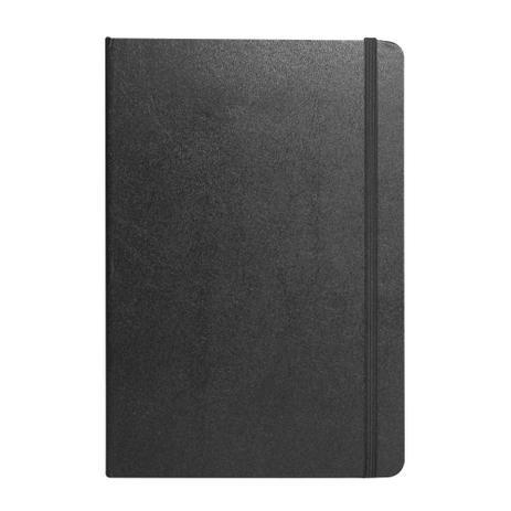 Imagem de Caderno Sketchbook sem Pauta Bee Unique Preto Liso 80g A5 160 Folhas  SL -190045
