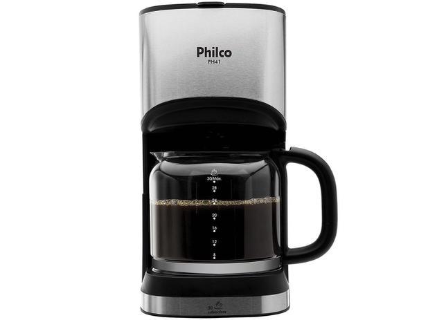 Imagem de Cafeteira Elétrica Philco PH41 30 Xícaras