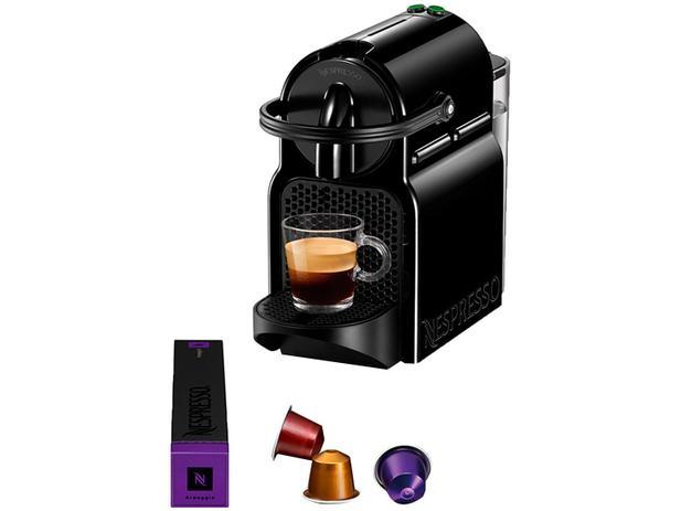 Imagem de Cafeteira Espresso Nespresso Inissia D40 19 Bar