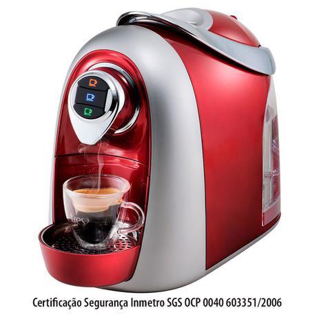 Imagem de Cafeteira Expresso Modo Vermelha - Tres Corações