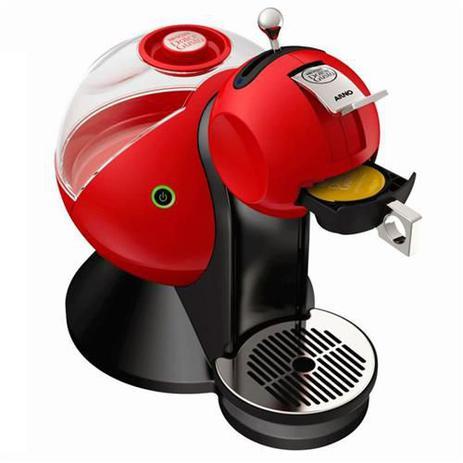 a2fb60f5b Cafeteira Nescafé Dolce Gusto Melody 3 DM06 Vermelha - Arno ...