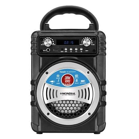 Imagem de Caixa Acústica Mondial MCO05 Bluetooth 30W
