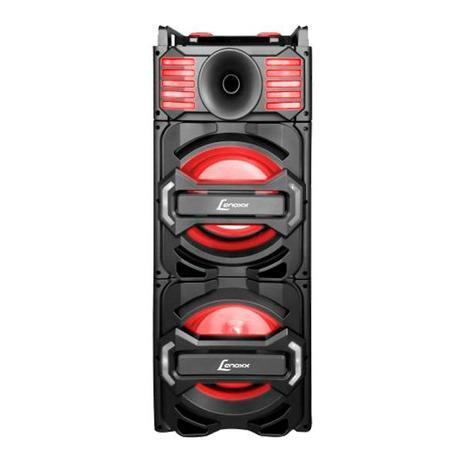 Imagem de Caixa Amplificadora CA3800 1000W RMS USB/MP3 Preto - LENOXX