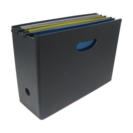 c397a7e7b82ef Caixa Box para Pasta Suspensa - A4 e Ofício - Polipropileno - Opaca - Yes