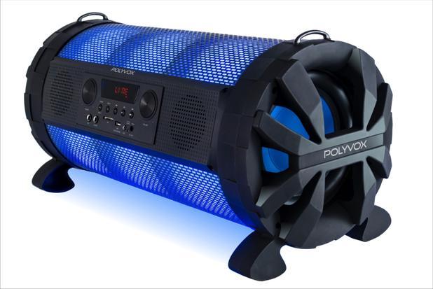 Imagem de Caixa de som bazuka amplificada bluetooth e bateria xb850