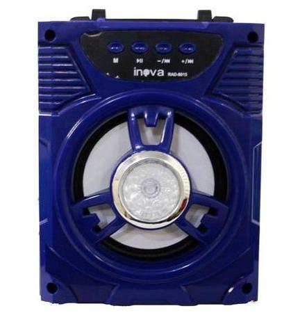 Imagem de Caixa de som bluetooth Inova Rad-8015 5W com FM