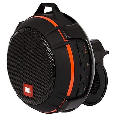 Imagem de Caixa de Som Bluetooth  JBL WIND, Suporte p/ Bikes e Motos, JBLWIND