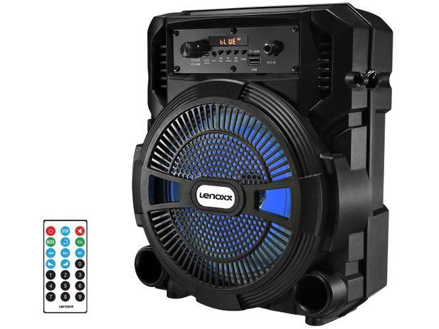 Imagem de Caixa de Som Lenoxx CA 80 Bluetooth Portátil
