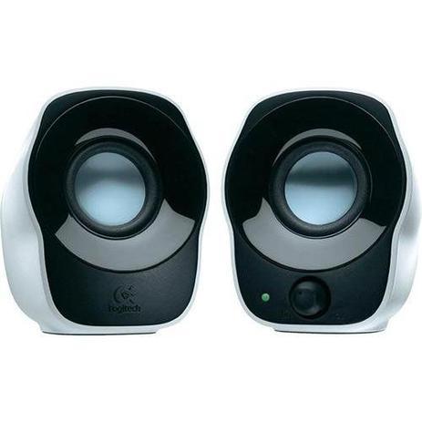 Imagem de Caixa de Som Logitech Z120 Stereo Speakers Entrada USB 980-000573