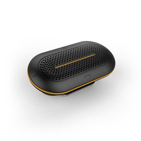 Imagem de Caixa de Som Multilaser Portátil Vox Viva-voz Bluetooth - AU204