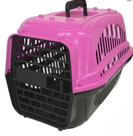 Imagem de Caixa de transporte de Gatos Cachorros Tamanho N1