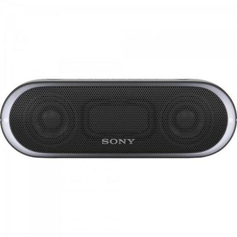 Imagem de Caixa Multimídia 20W Wireless Bluetooth/NFC SRS-XB20/B Preta