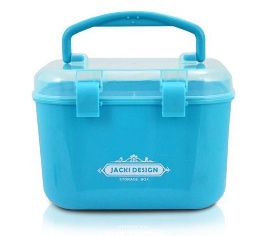 Imagem de Caixa Organizadora (P) - Azul