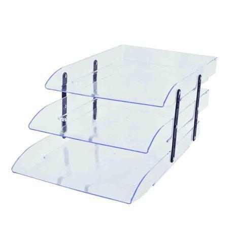 Imagem de Caixa para Correspondência Tripla Articulável Cristal Dello