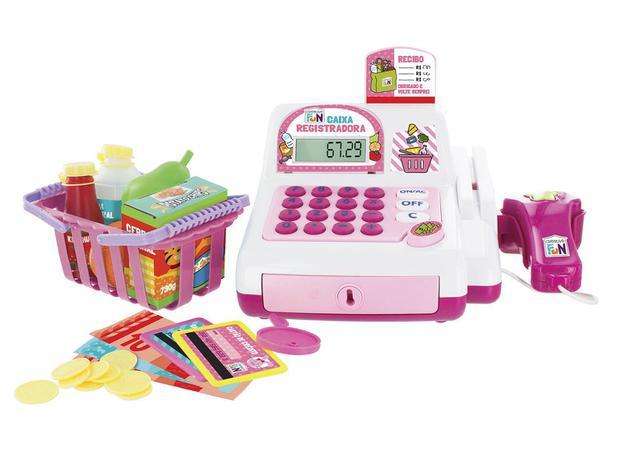 Caixa Registradora Creative Fun Infantil Multikids - BR387
