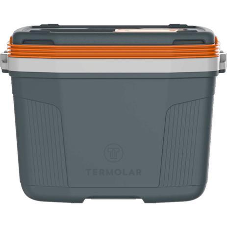 Imagem de Caixa termica suv 32 litros cinza unidade
