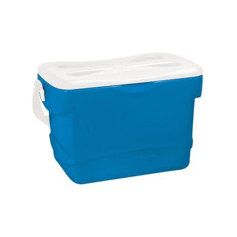 Imagem de Caixa Térmica Tropical 28 Litros Azul - Soprano - Elastobor