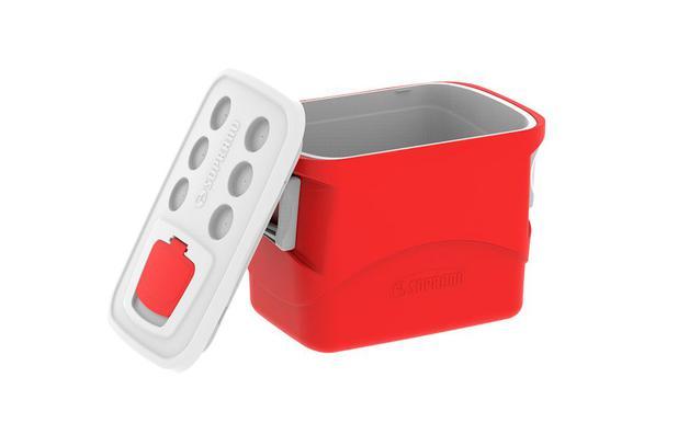 a25a9f789 Caixa Termica Tropical 50l Vermelha - SOP09000.0032.17 - Soprano ...