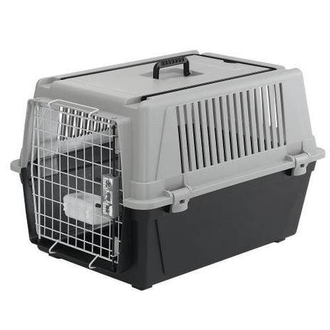 Imagem de Caixa Transporte Atlas 40 Profissional Para Cães Até 20 Kg