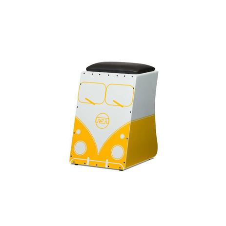 Imagem de Cajon com Captação Limited Series Amarelo FSA FLS03