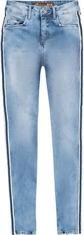 Imagem de Calça feminina enfim jeans modelagem super skinny