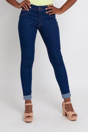 24e09b05d Calça Jeans Feminina Biotipo Azul - Avenida - Calça Jeans - Magazine ...