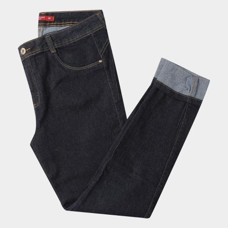 2160e1c81bb3ff Calça Jeans Skinny Biotipo Lavagem Clássica Cintura Alta Plus Size Feminina