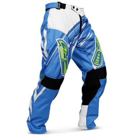Calça Motocross Pro Tork Insane 3 Trilha Azul - Pro Tork