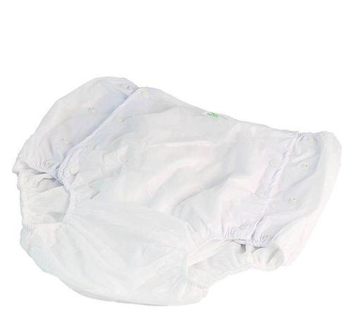 Imagem de Calça Plastica Geriátrica Adulto Com Forro Simples e  Botão Nilce