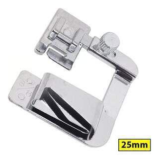Imagem de calcador de fitas elastico bainha vies debrum para maquina domestica 6290 8/8