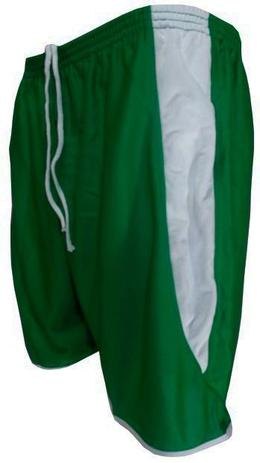 Calção modelo Copa Verde Branco - Play fair - Futebol - Magazine Luiza 4f42a4c138747