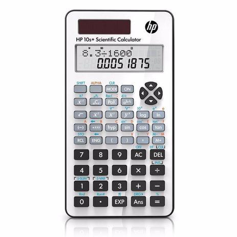 Imagem de Calculadora Científica 10S+ - HP
