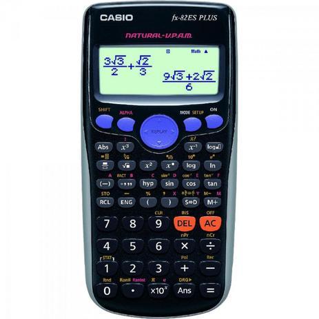 Imagem de Calculadora Científica 252 Funções FX82ESPLUS CASIO