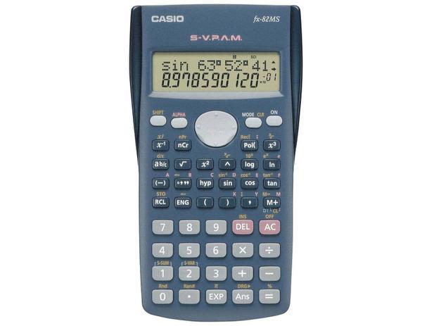 Imagem de Calculadora Científica Casio 240 Funções