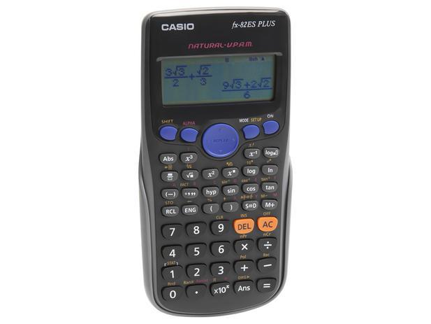Imagem de Calculadora Científica Casio 289 Funções