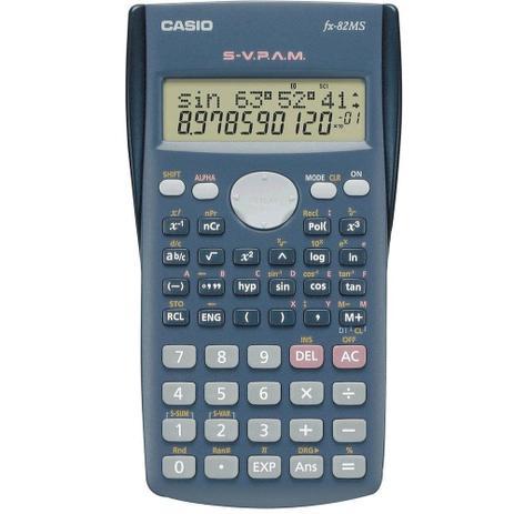 Imagem de Calculadora Científica Casio Fx-82ms Casio 240 Funções