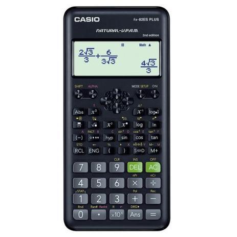 Imagem de Calculadora cientifica fx-82esplus-2  casio