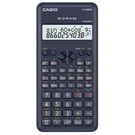 Imagem de Calculadora cientifica fx-82ms-2  casio