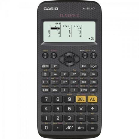 Imagem de Calculadora Científica FX82LAX Preto CASIO