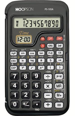 Imagem de Calculadora Científica PS-105A Hoopson