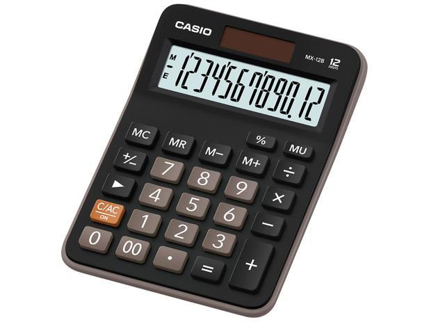 Imagem de Calculadora de Mesa Casio 12 Dígitos