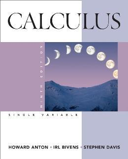 Calculus late transcendentals single variable 9th ed wie wiley imagem de calculus late transcendentals single variable 9th ed fandeluxe Gallery