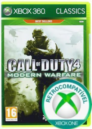 Imagem de Call of Duty 4: Modern Warfare - Xbox 360
